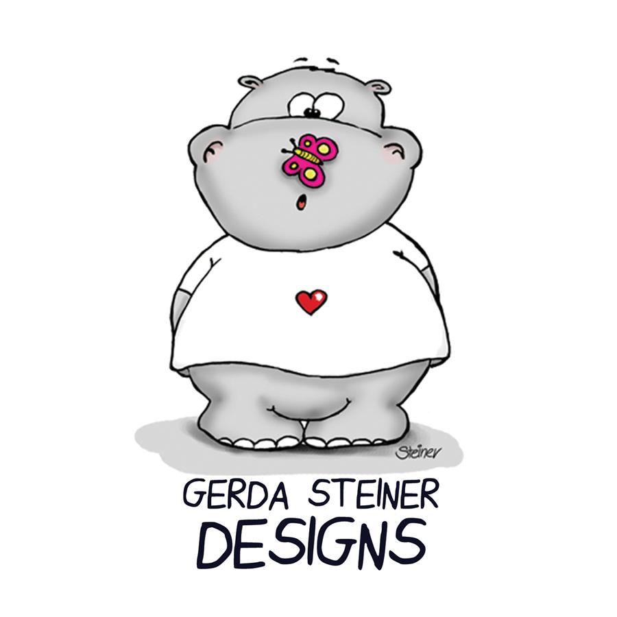 Gerda Steiner Design Stempel