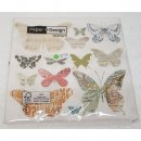 Servietten Media butterflies 20 Stck
