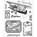 Stempel Adventure Viva Decor