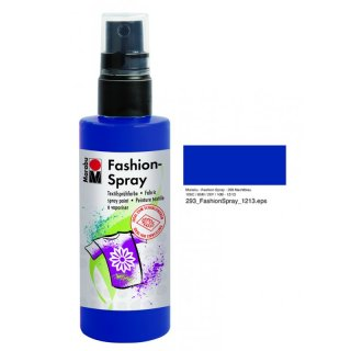Fashion-Spray Textilsprühfarbe 100ml 293 - Nachtblau