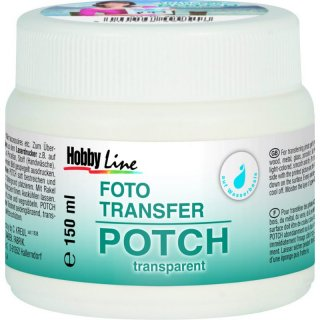 Foto Transfer POTCH Hobby Line 150 ml