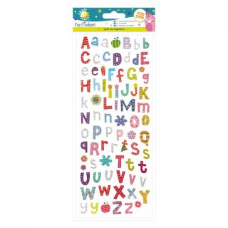 "Craft Planet Fun Stickers ""Funky Alphabet 1"" - günstig kaufen"