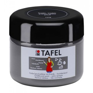 Tafelfarbe graphit 225ml