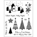 Stempel Stille Nacht Viva Decor