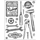 "Viva Decor Stempel ""Vintage Tools"""