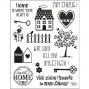 "Viva Decor Stempel Set ""Sweet Home"" günstig kaufen"