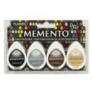 Memento Dew Drops Set - Stone Mountain (4 Stempelkissen)