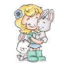 Stempel Cinnamon with Bunny