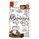 "Stempel ""Hetty's hedgehogs"" Marianne Design"