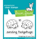 "Stempel ""Hedgehugs"" Lawn Fawn"