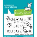 "Stempel ""Winter Penguin"" Lawn Fawn"
