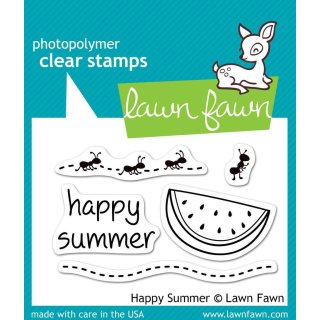 Stempel Happy Summer Lawn Fawn