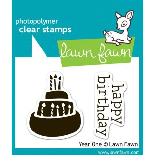 Stempel Year One Lawn Fawn