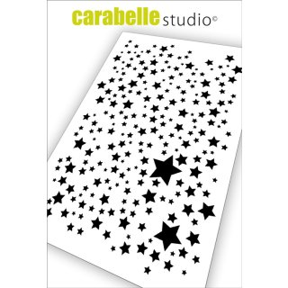 Stempel Background Etoiles Carabelle Studio