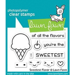 Stempel Sweetest Flavor Lawn Fawn