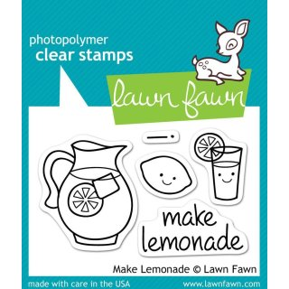 Stempel Make Lemonade Lawn Fawn