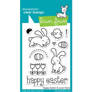 Stempel Happy Easter Lawn Fawn