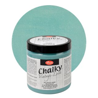 Chalky Vintage-Look - petrol - 250 ml