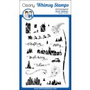 Stempel Dash Away Whimsy Stamps