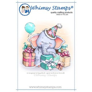 Stempel What a Loot! Whimsy Stamps