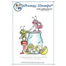 Stempel Ants Drink Up Whimsy Stamps