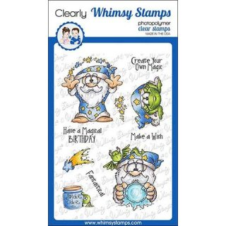 Stempel Create Magic Whimsy Stamps
