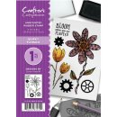 Stempel Quirky Florals Crafters Companion