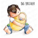 Stempel Tiny Townie big brother Stamping Bella