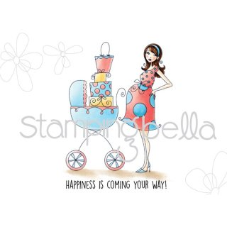 Stempel BabycarriageABELLA V.2.0 Stamping Bella