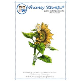 Stempel Sunflower Whimsy Stamps