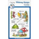 Stempel Gnome Me So Well Whimsy Stamps