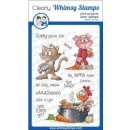 Stempel Get Well Whimsy Stamps
