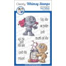 Stempel Voo Doo Too Whimsy Stamps