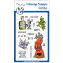Stempel Going Batty Whimsy Stamps