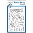 Stempel Zombie-Licious Whimsy Stamps
