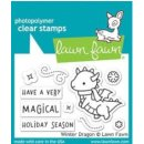 Stempel Winter Dragon Lawn Fawn