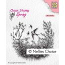 Stempel Spring is in the air Nellies Choice